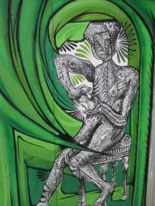 Duboce N Judah Temp Mural