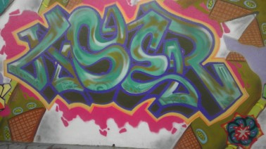 street art san francisco tag