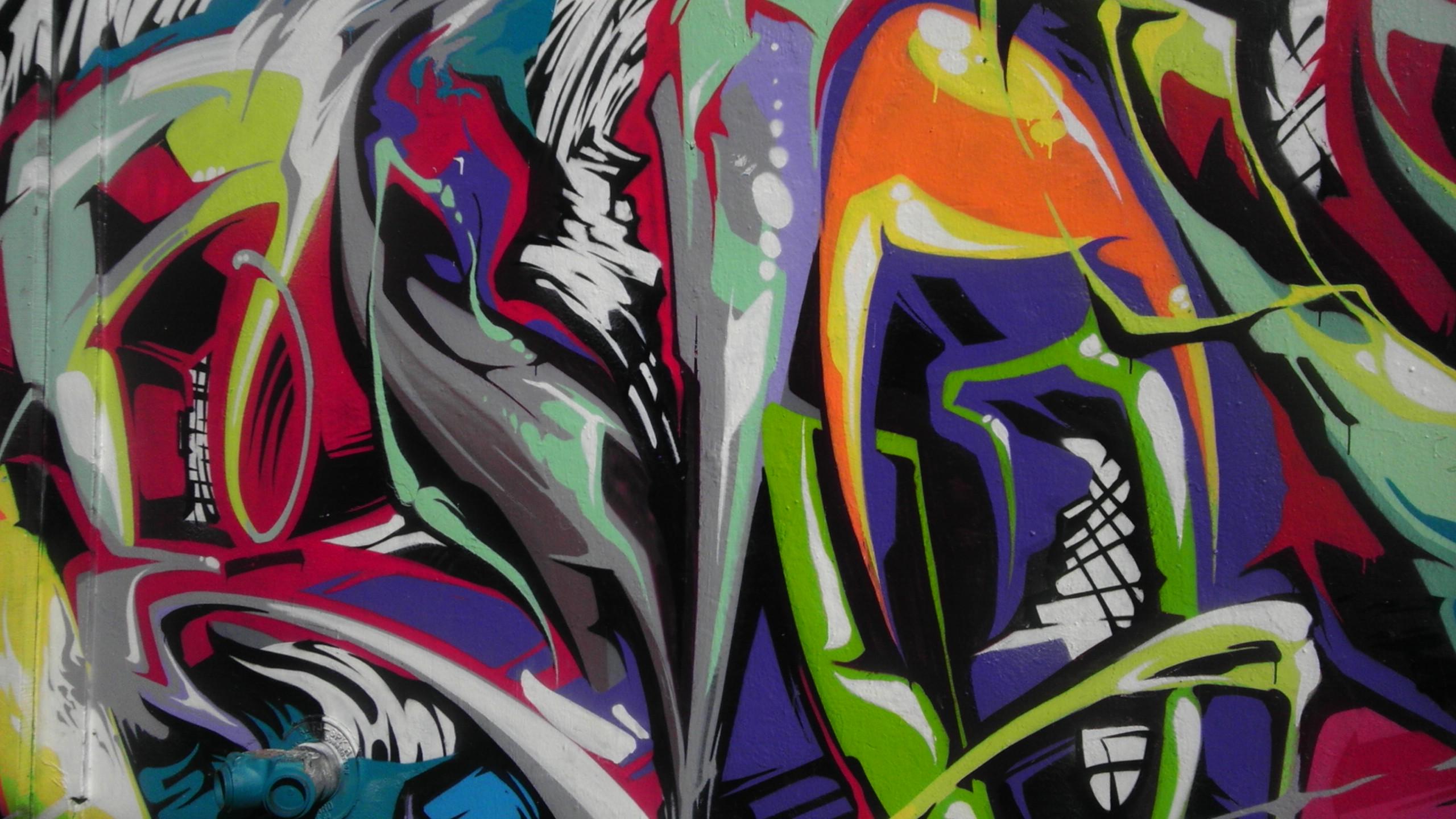 street art san francisco bright colors