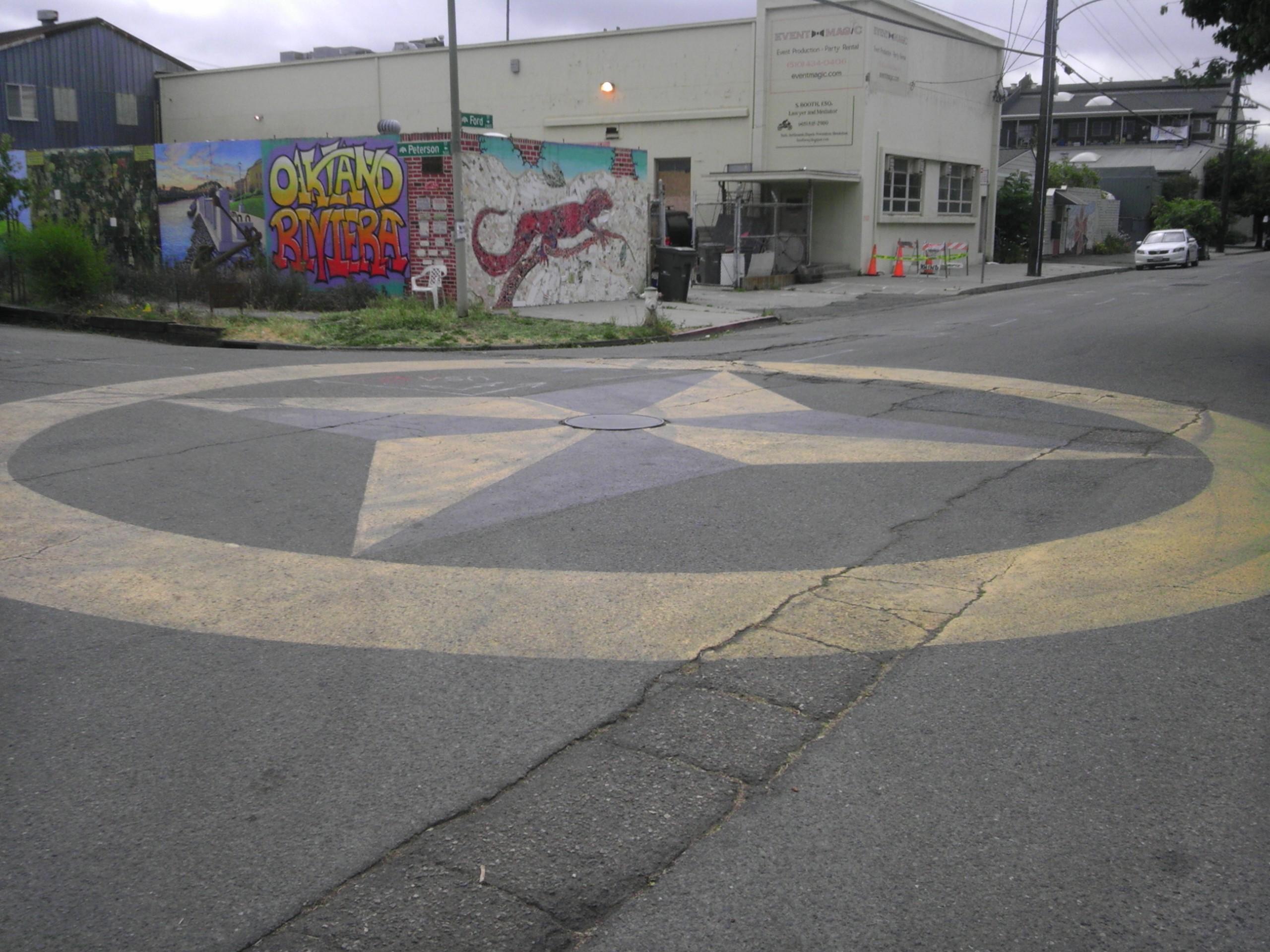 Jingletown Oakland California