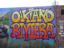 oakland Riviera mural Jingletown