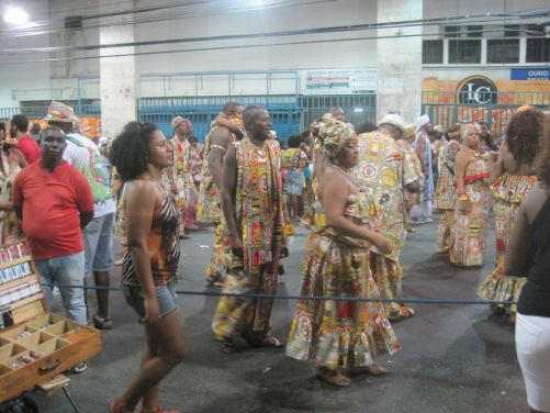 Brazilian Music and Dance Coming Full Circle at Carnival in