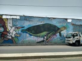 Environment/street art event