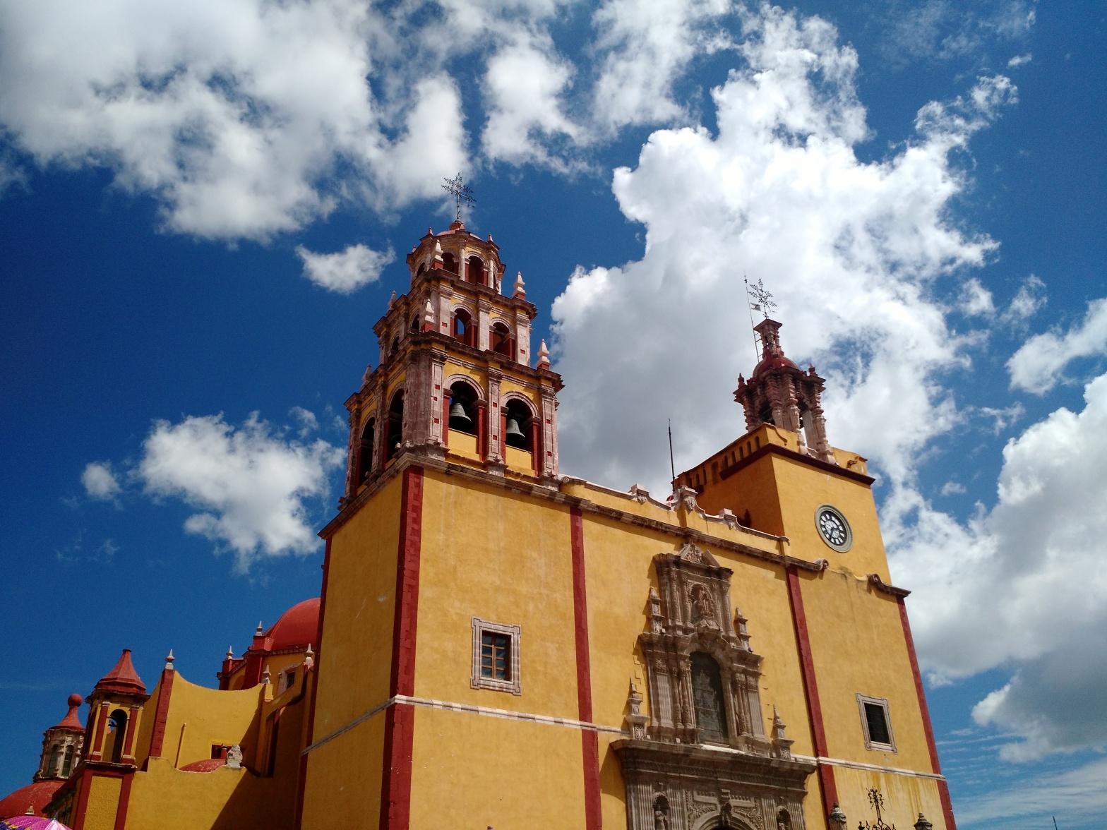 Guanajuato, Mexico Studying Spanish