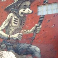 Street Art: Rats of San Miguel de Allende