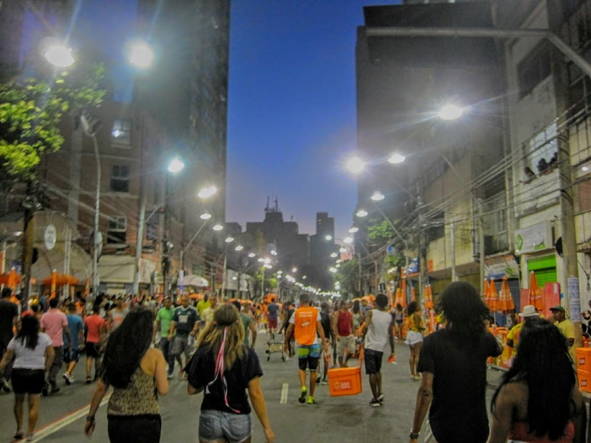 Carnival in Salvador, Bahia Brazil
