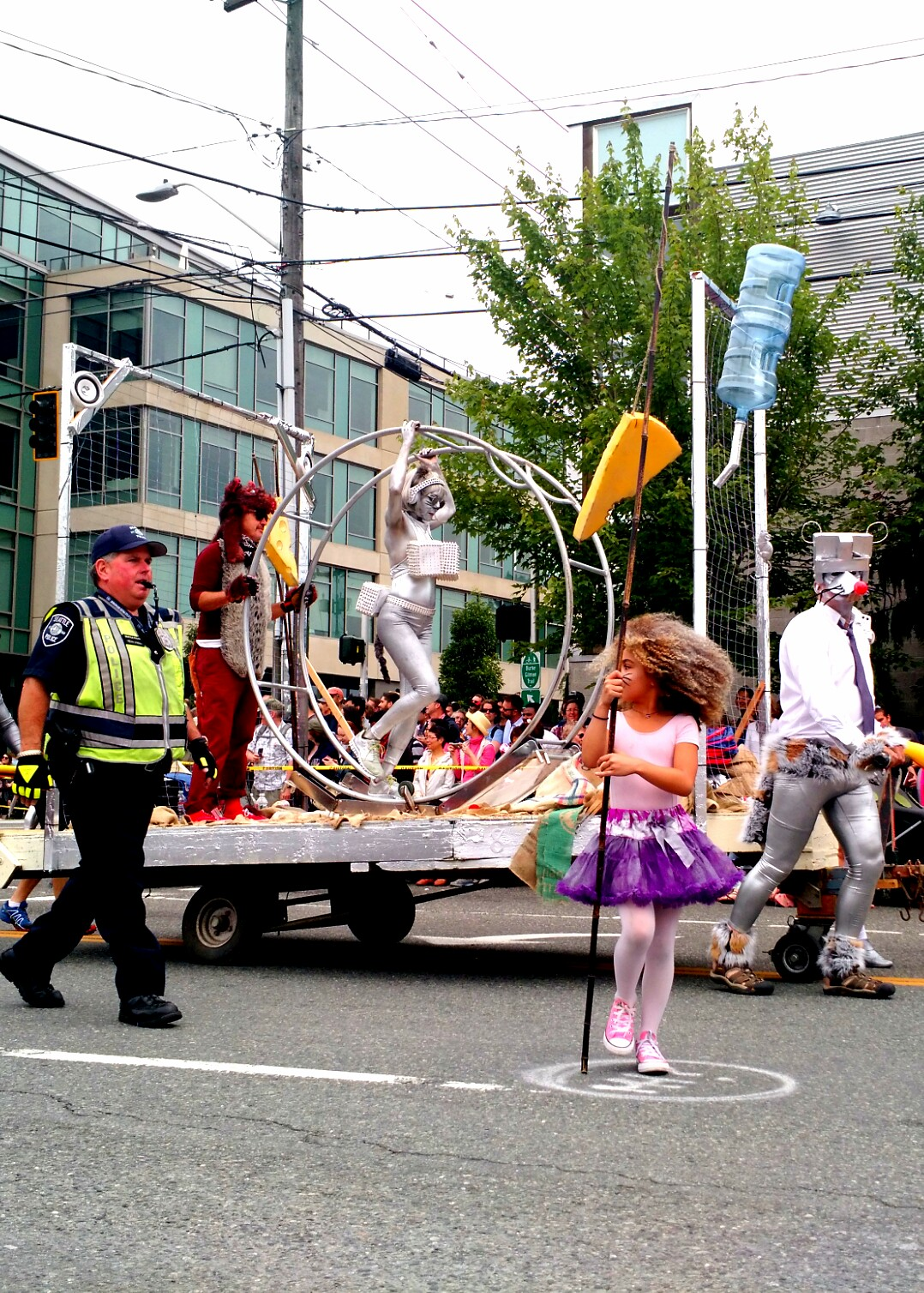 Seattle Solstice Parade