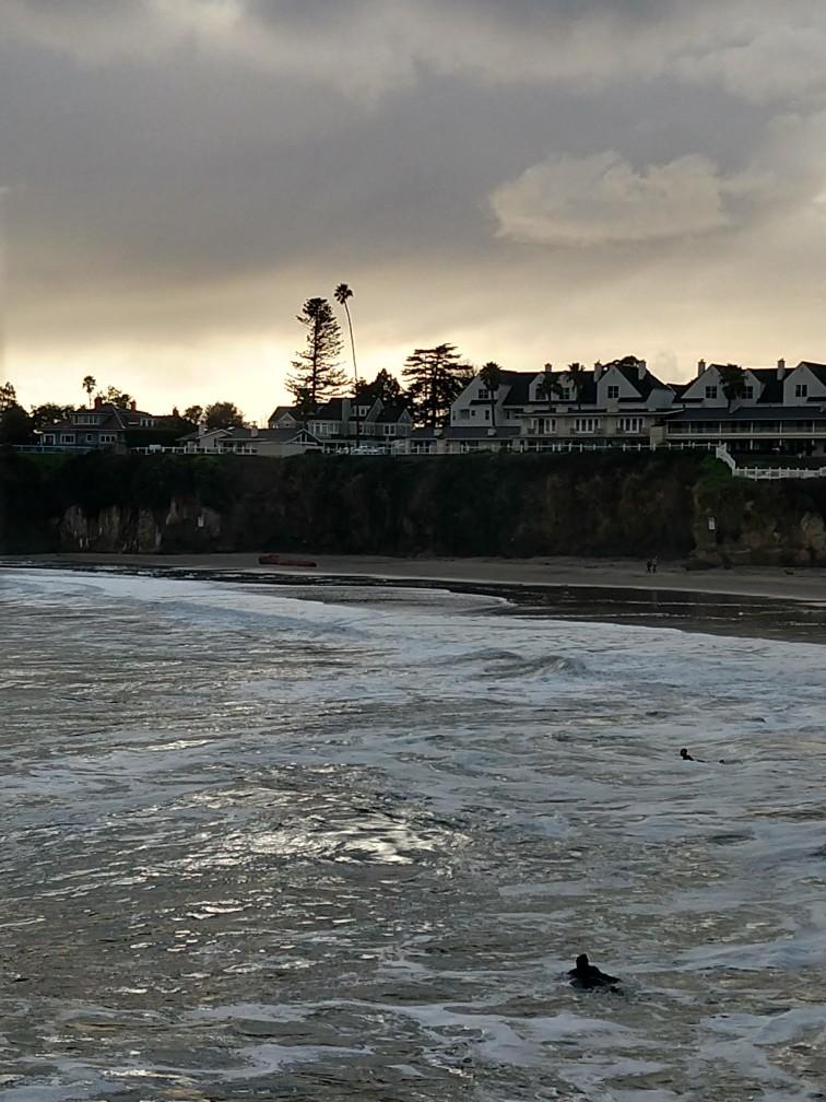 Cowell's Beach Santa Cruz