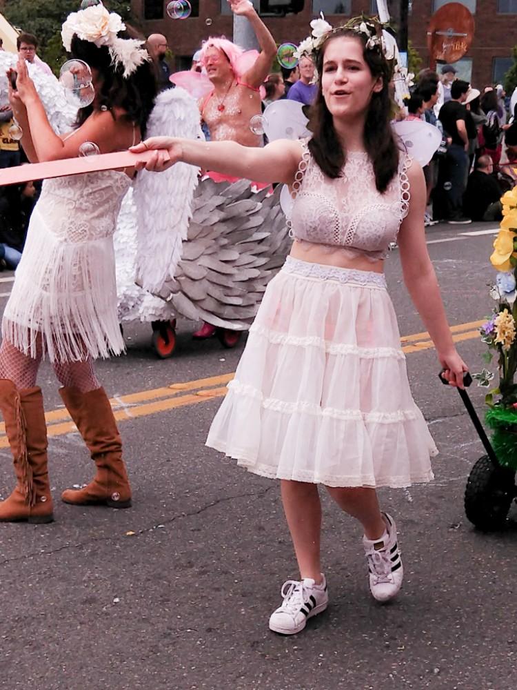 Fairy Fremont Solstice Parade